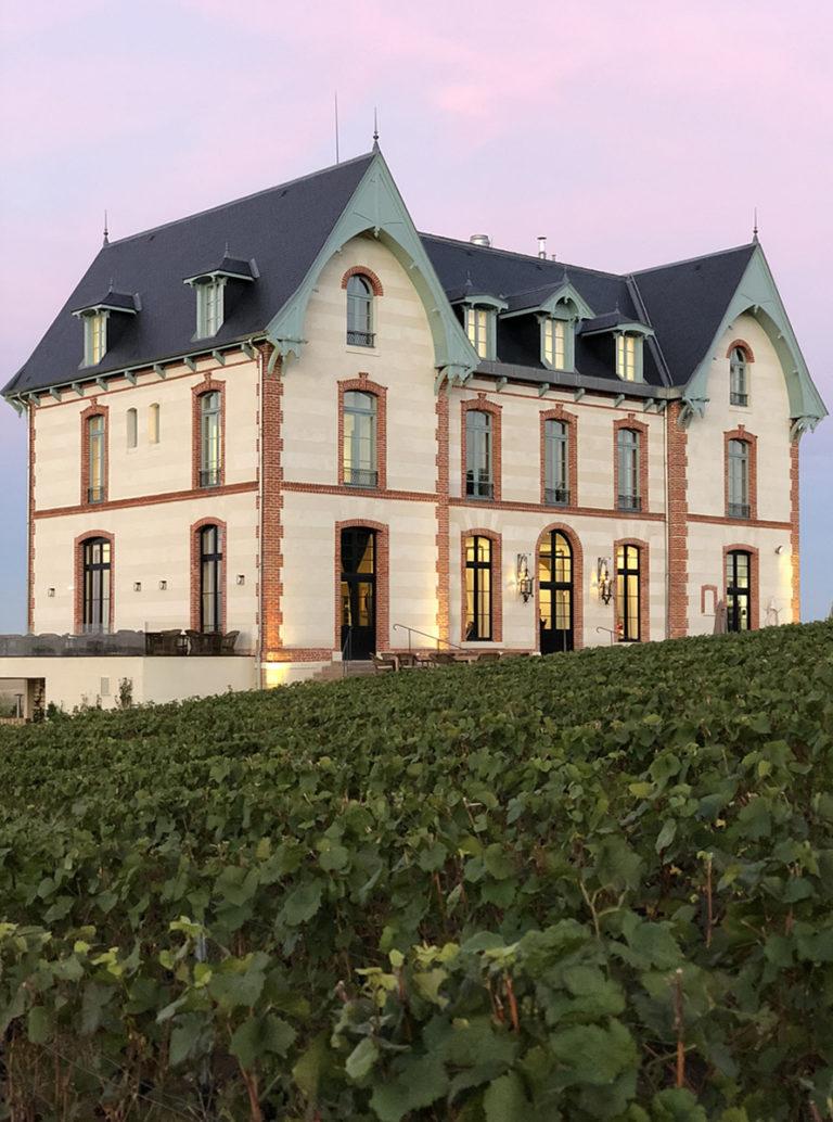 Le Château de Sacy