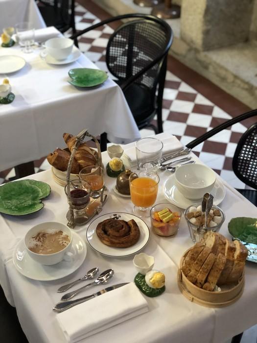 Petit Déjeuner Cocorico